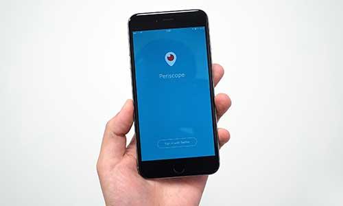 Mengenal Periscope, Social Media Baru Milik Twitter