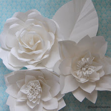 Paper Flower Wall