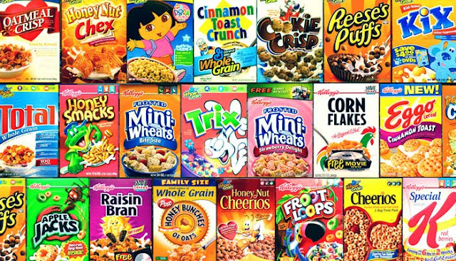 National Cereal Day, March 7, Kellogg