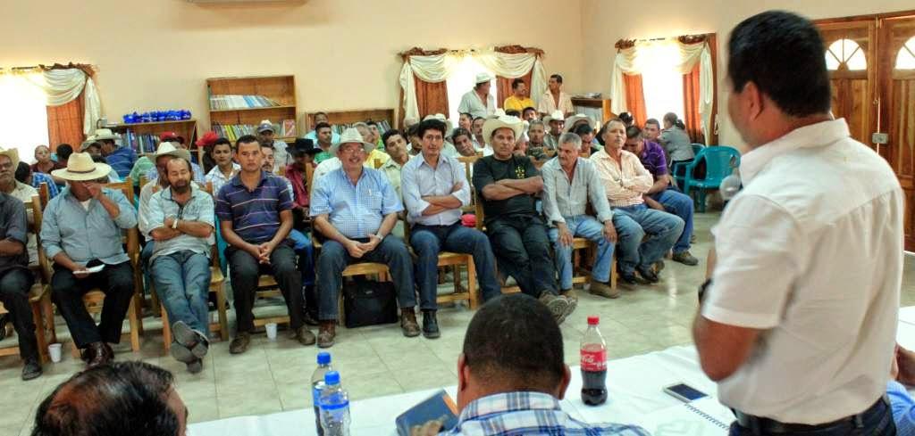 Honduras, El Negrito Yoro
