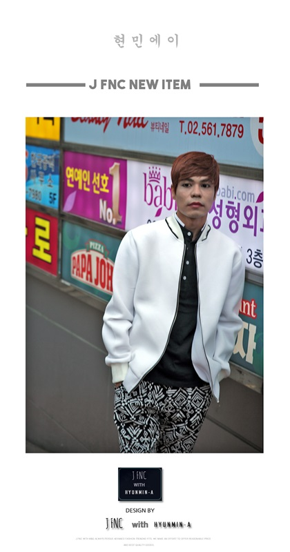 HyunminA, Ajieb Rosdi, Korea, Model, Fesyen, J FNC