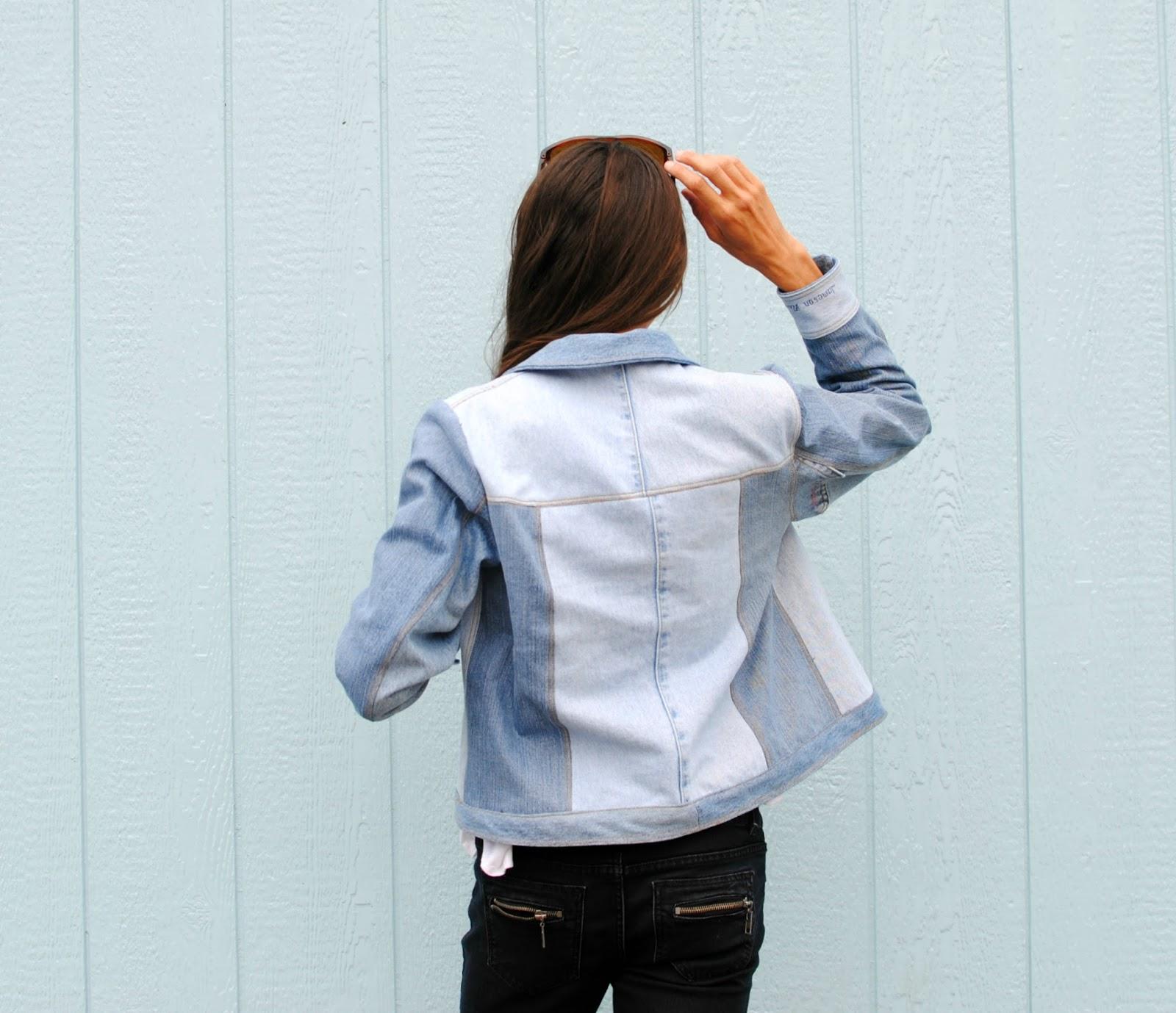 3000 идей переделки одежды из старой в стильную Look 62