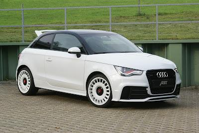 Préparation : Audi A1 Quattro by Abt
