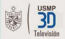 USMP 3D Televisión
