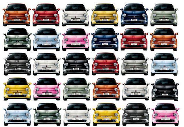 Un milione di Fiat 500