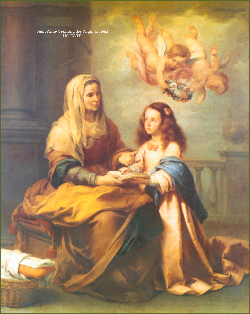 """saint anne single jewish girls Five years ago, i heard about a couple of other women praying to st anne for her intercession that they would, """"find a man, as fast as we can"""" one woman in particular, i had heard, had met."""