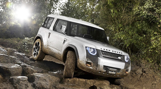 2016 Land Rover Defender Review