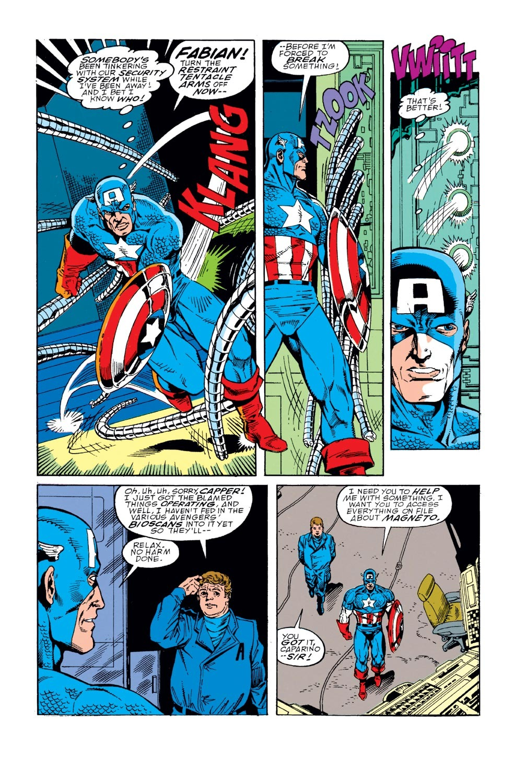 Captain America (1968) Issue #368 #301 - English 6