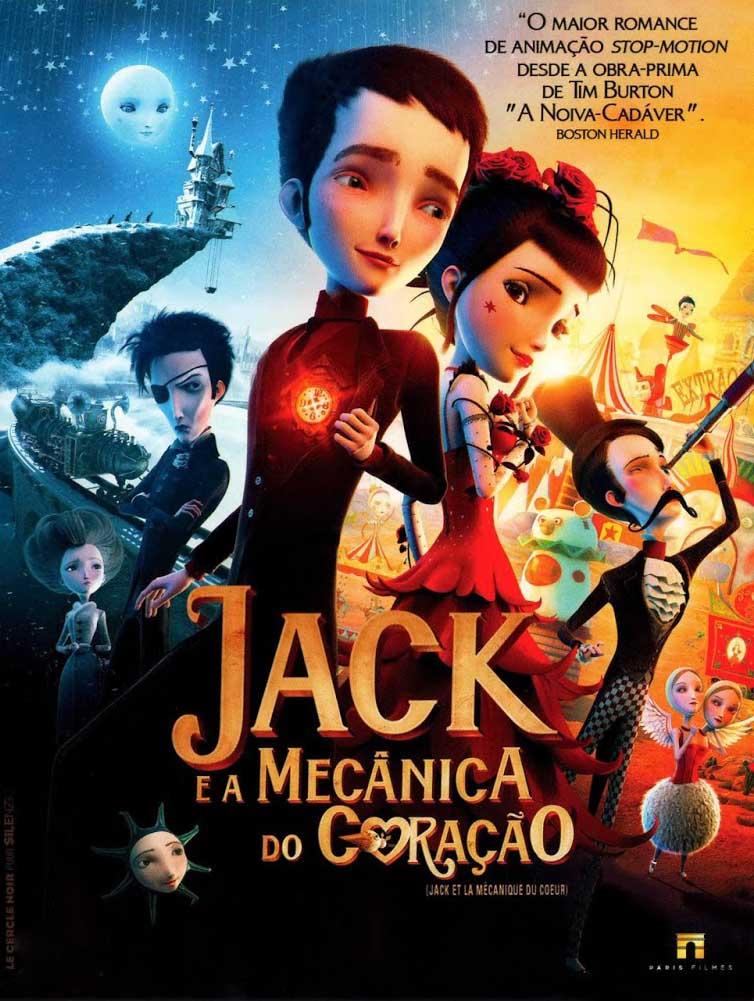 Jack e a Mecânica do Coração Torrent - Blu-ray Rip 720p Dublado (2015)