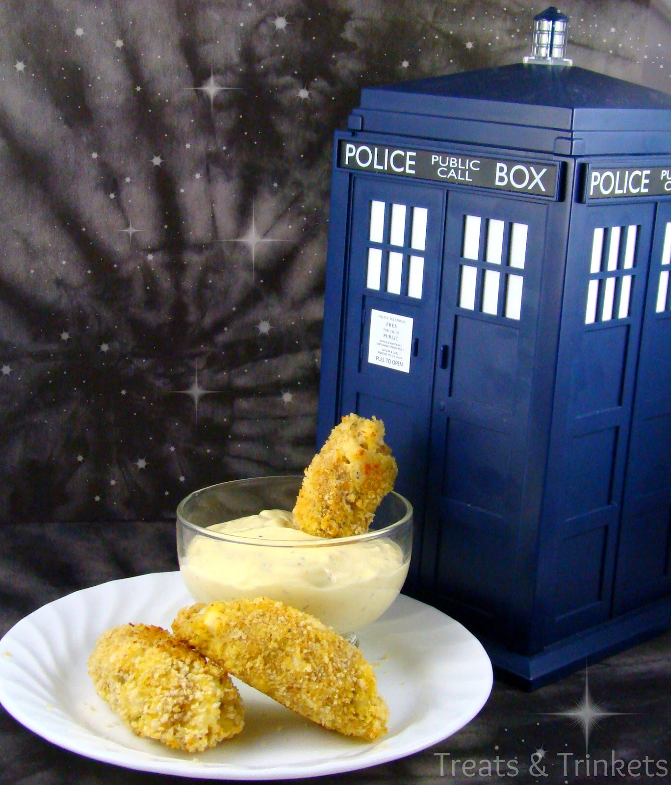 Treats & Trinkets: Fish Fingers & Custard- Celebrating 50 years of Doctor Who