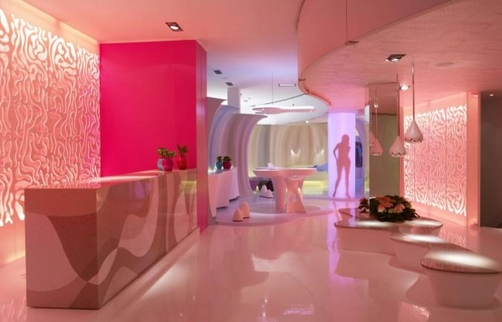 Dandesign & Build: Glamorous Futuristic Interior Design Concept by ...
