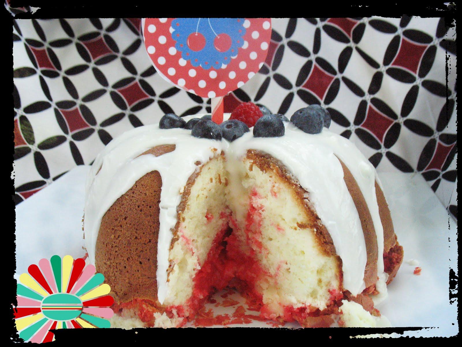 Sift Red Velvet Celebration Cake