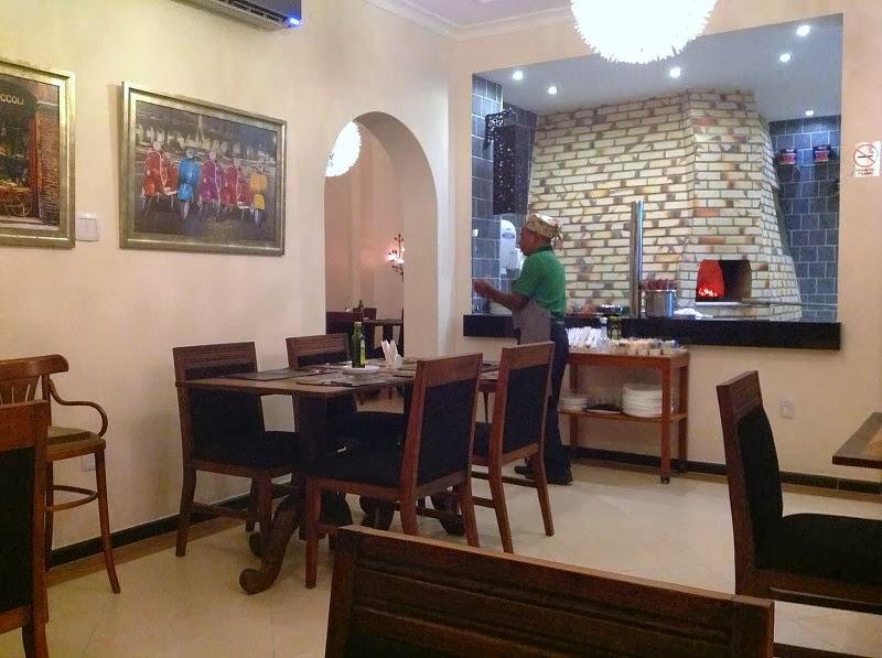Pizzaria Casa de Pedra: Ambiente interno (foto: divulgação)