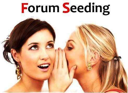 Forum Seeding - Những điều cần biết