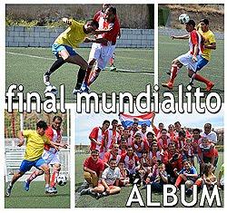 Final del Mundialito por la Integración de Aranjuez