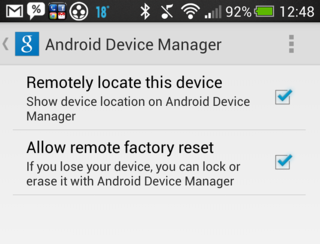 Tutorial Menggunakan Google Android Device Manager