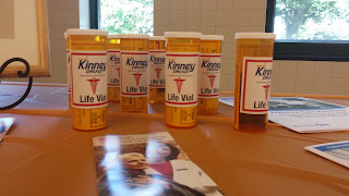 Click here to find out more information about Kinney Life Vial.