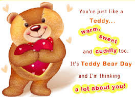 Happy Teddy Day 2016 Images Whatsapp Dp