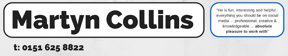 Martyn Collins Digital and Social Media Marketing Services