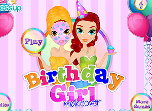 Birthday Girl Makeover