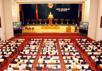 Kế hoạch ngân sách năm 2013 được thông qua