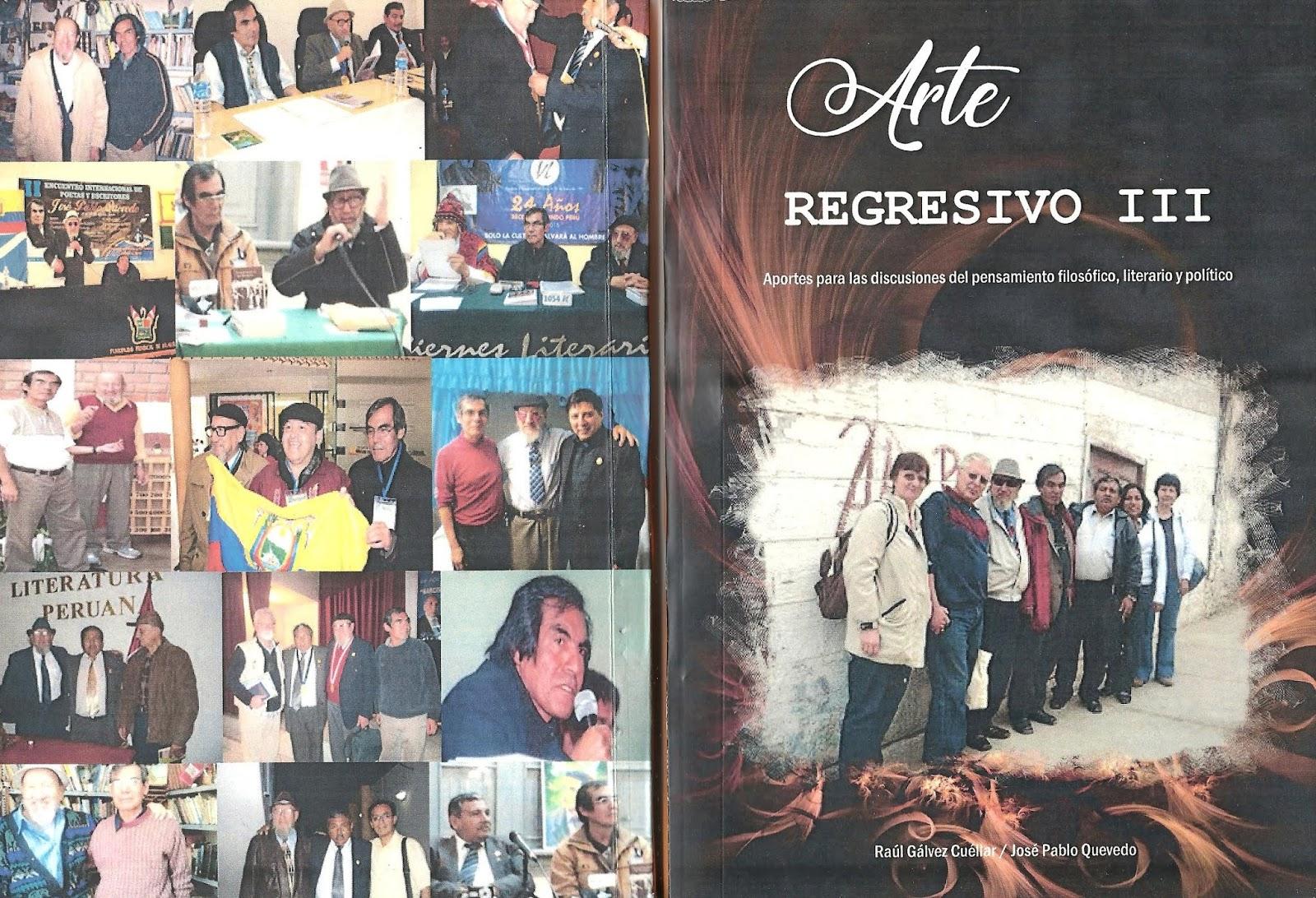 ARTE REGRESIVO III