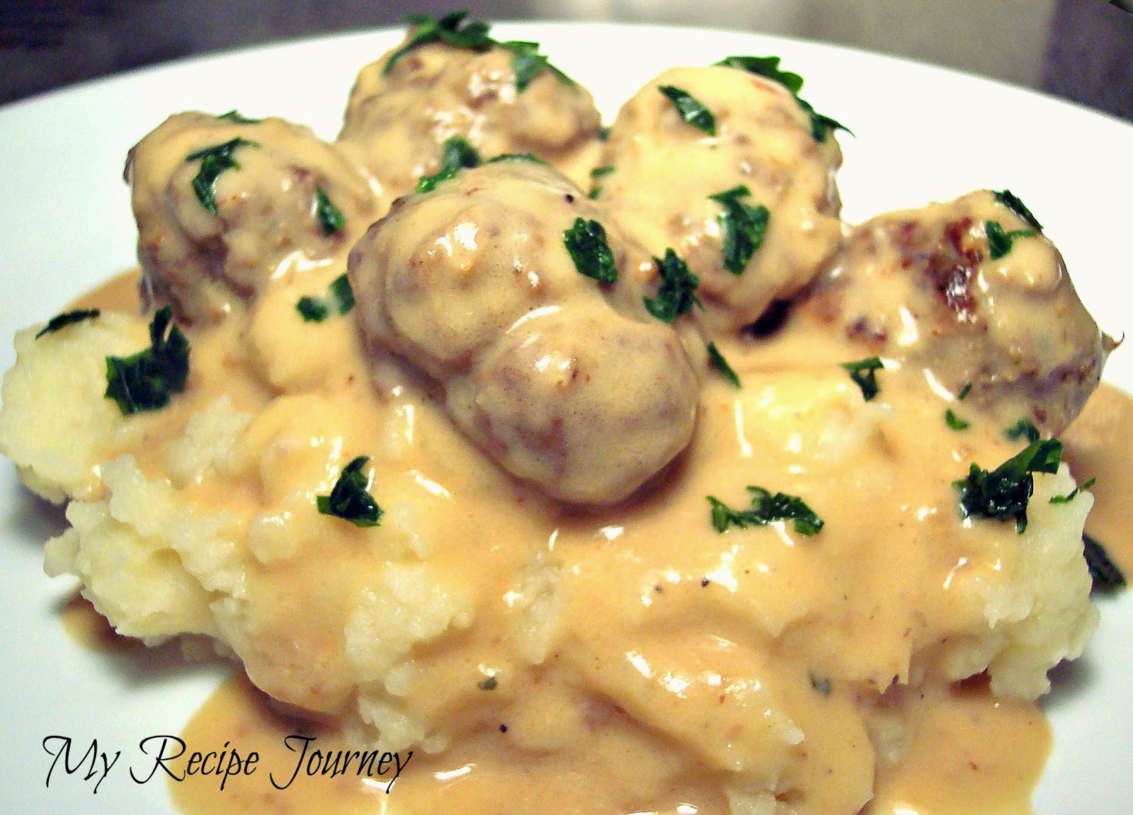 Copycat Ikea Swedish Meatballs