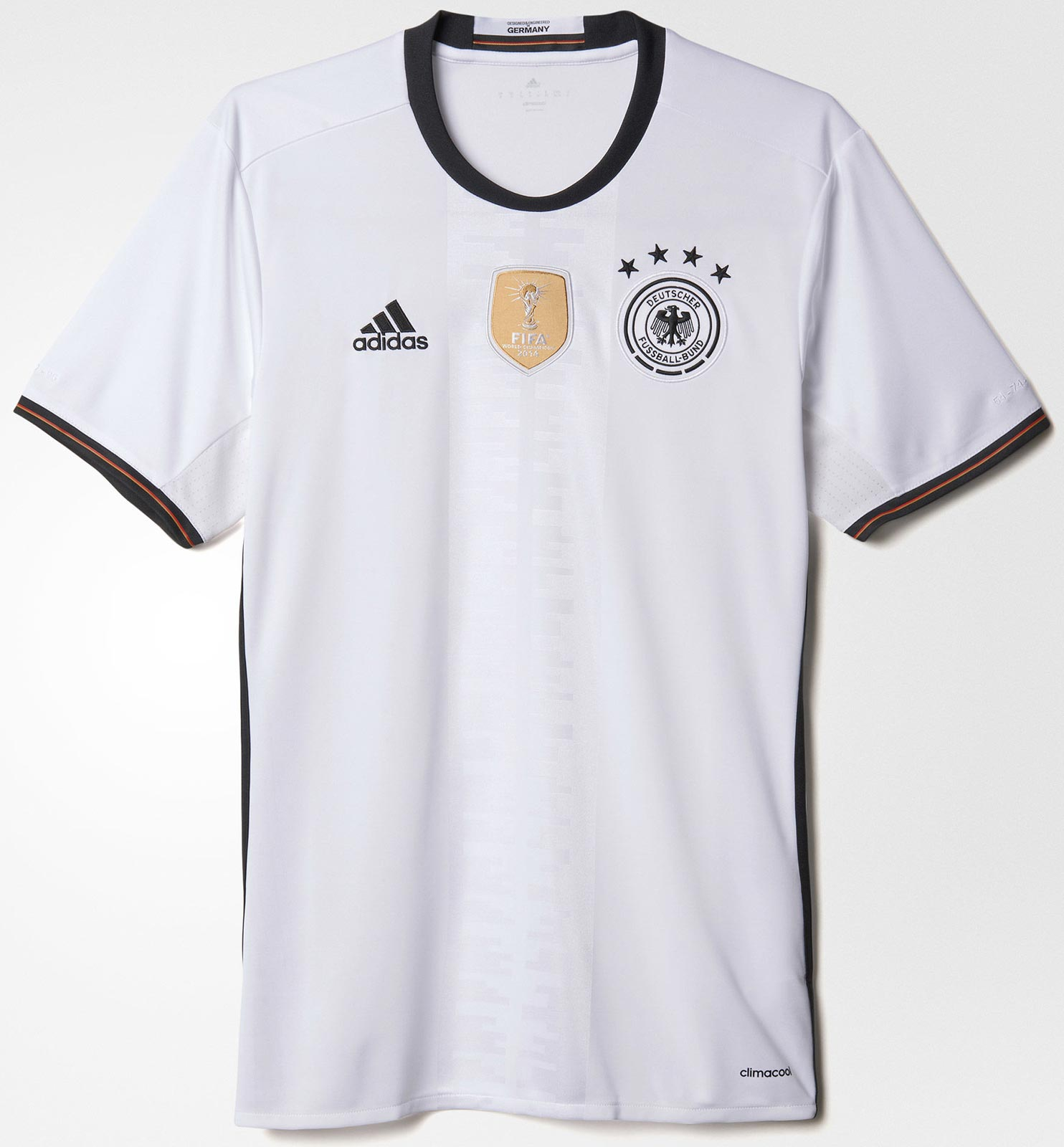 d696257ee3 Adidas divulga nova camisa titular da Alemanha - Show de Camisas