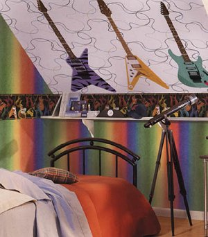 Rainbow Wall Mural Decals From Your Wall Decal Deco Shop