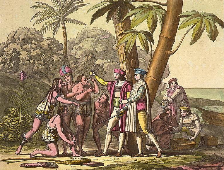 Vea también: 12 de Octubre , Día de la Hispanidad , Día de la Raza