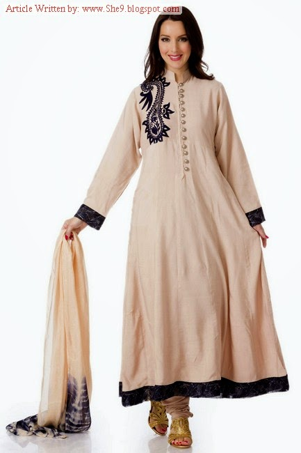 Latest Designs of Pakistan Clothes