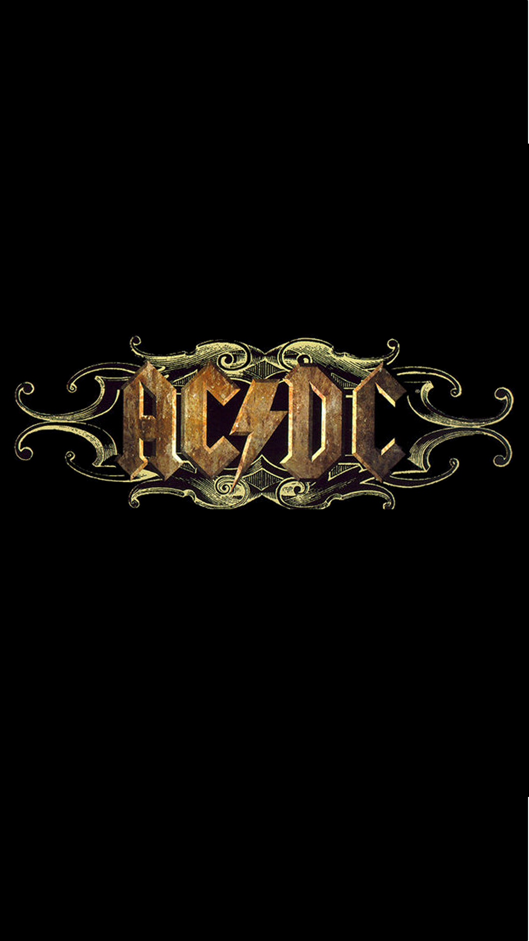 click here to download 1080x1920 pixel acdc rock band logo android best wallpaper