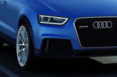 New Audi RS Q3: Specifications & Photos