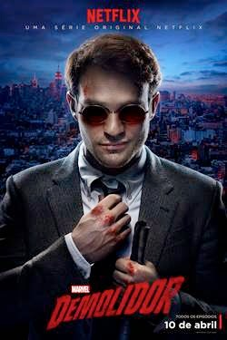 Capa Série Demolidor (Daredevil) Torrent