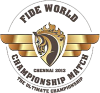 FIDE World Championship Match 2013. Chennai (India).