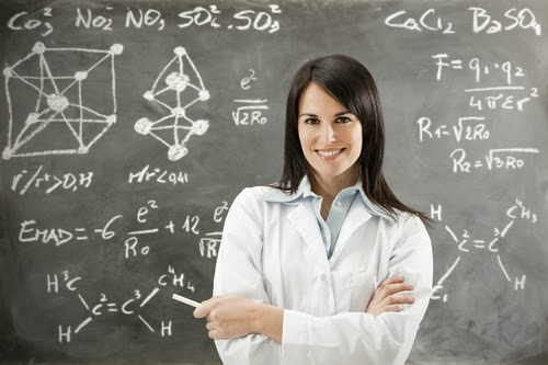 donne e scienza