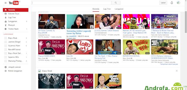 Bermain Game Snake di YouTube , Ternyata Youtube Bisa Buat Main Game !!