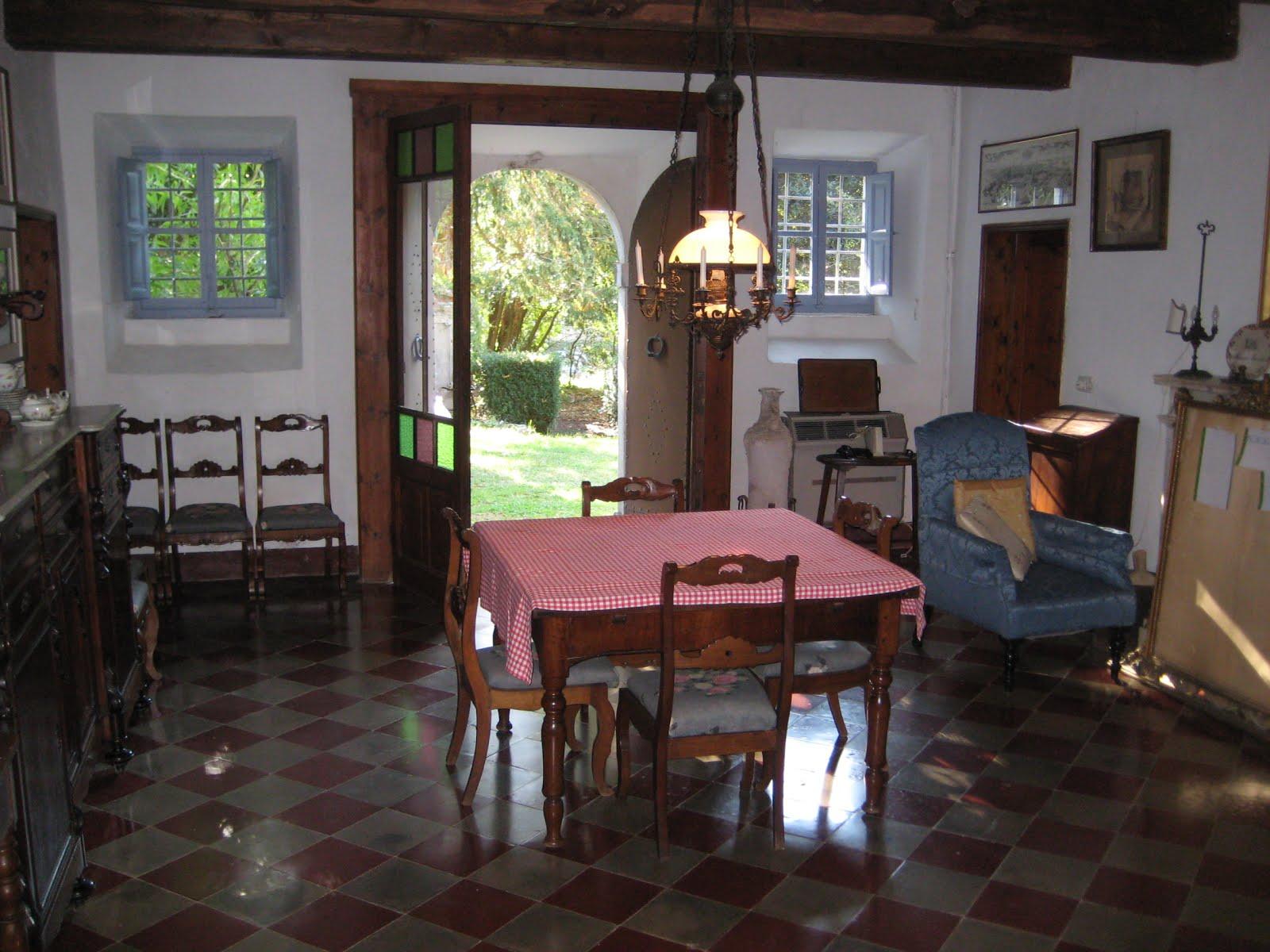 Binnenshuis