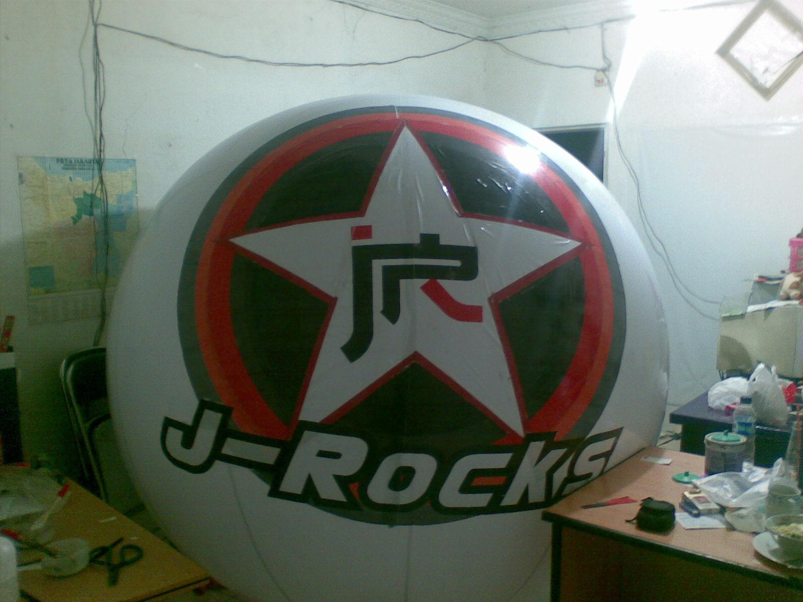 Balon J-Rocks