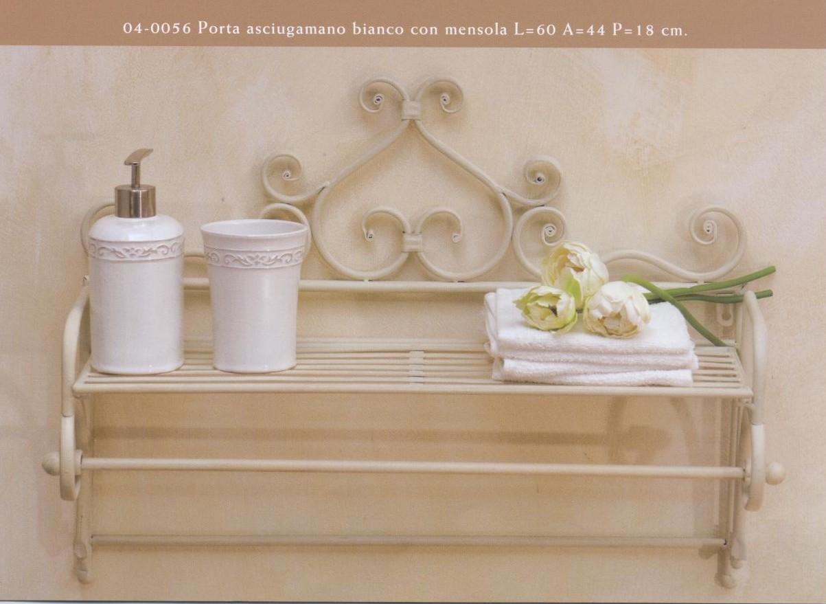 Porta Asciugamani Da Bagno In Ferro Battuto : Accessori bagno in ferro battuto nero accessori bagno in ferro
