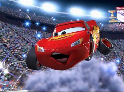 Disney Cars 2 McQueen Wallpaper