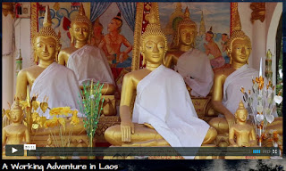 A Working Adventure in Laos by Dr. Chris Brown and Lightfalls Production