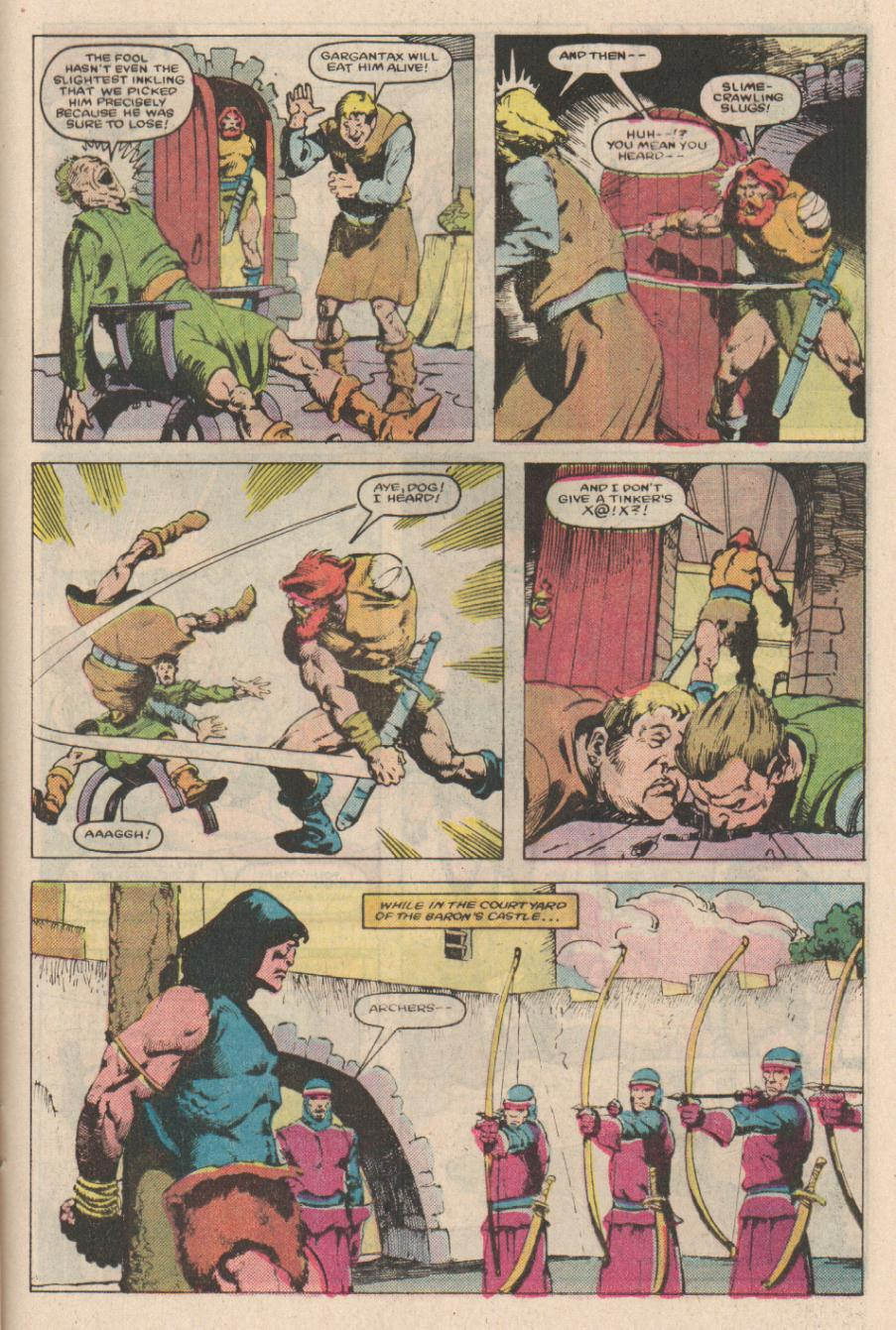 Conan the Barbarian (1970) Issue #166 #178 - English 16