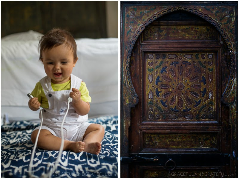 Graceful and Grateful photographer's blog Riad in Morocco