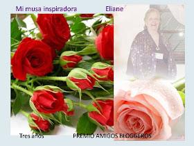 Premio de mi amiga Eliane