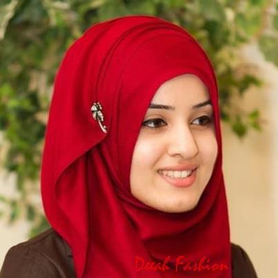 Tren Jilbab Terbaru Idul Fitri 2012
