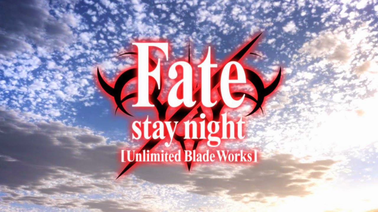 Fate/stay night: Unlimited Blade Works Subtitle Indonesia [Batch]