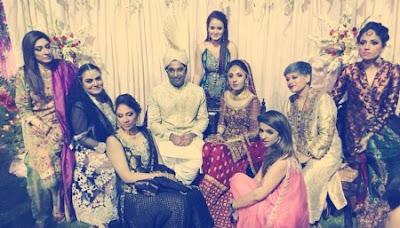 Sharmila Farooqi Wedding Pics