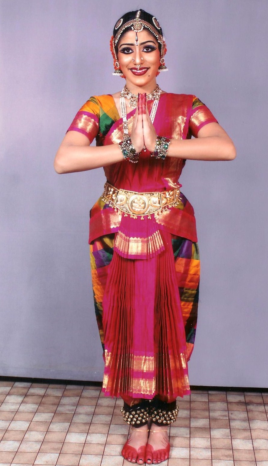 South Indian Womens Dress