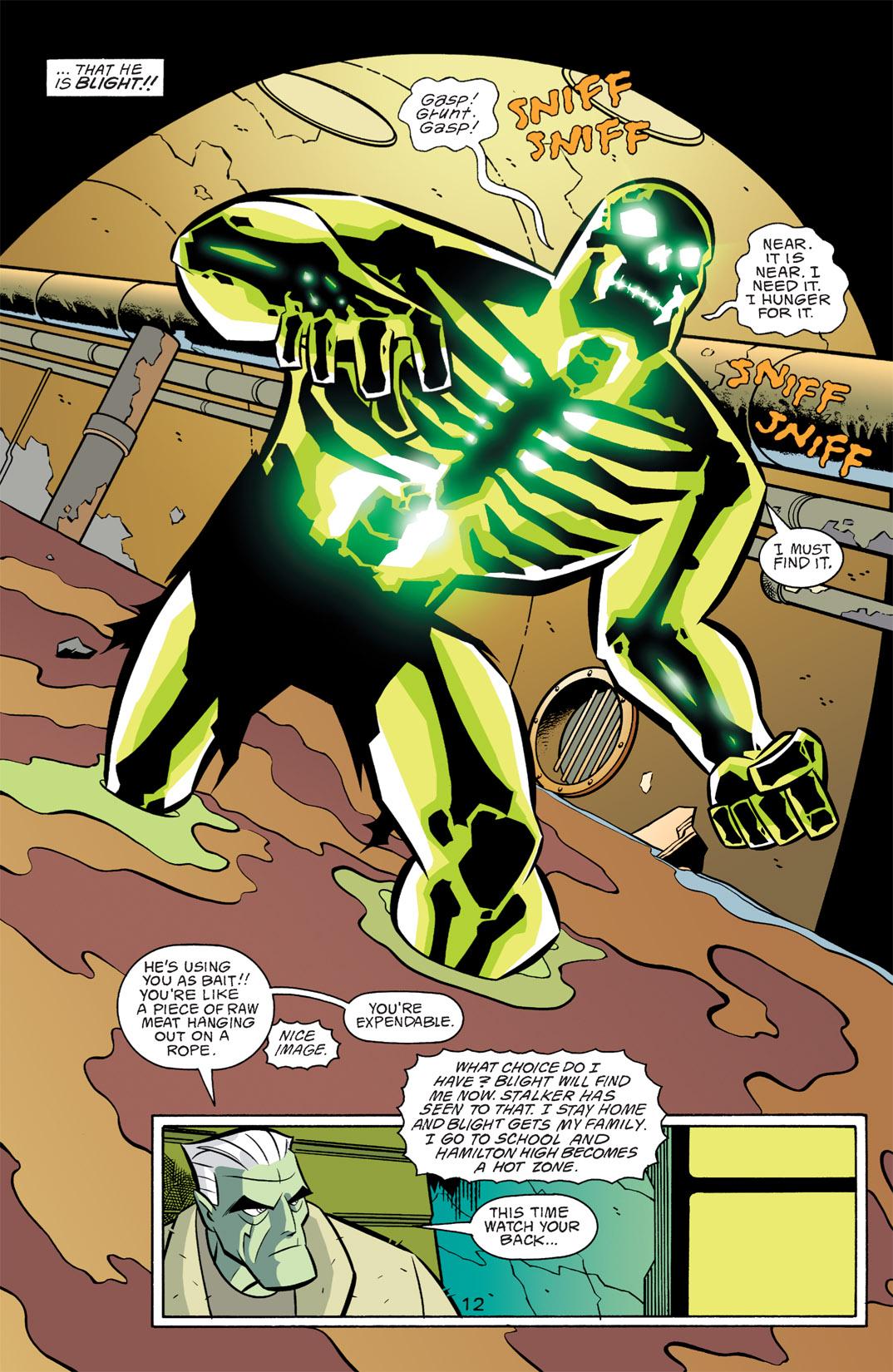 Batman Beyond [II] Issue #18 #18 - English 13